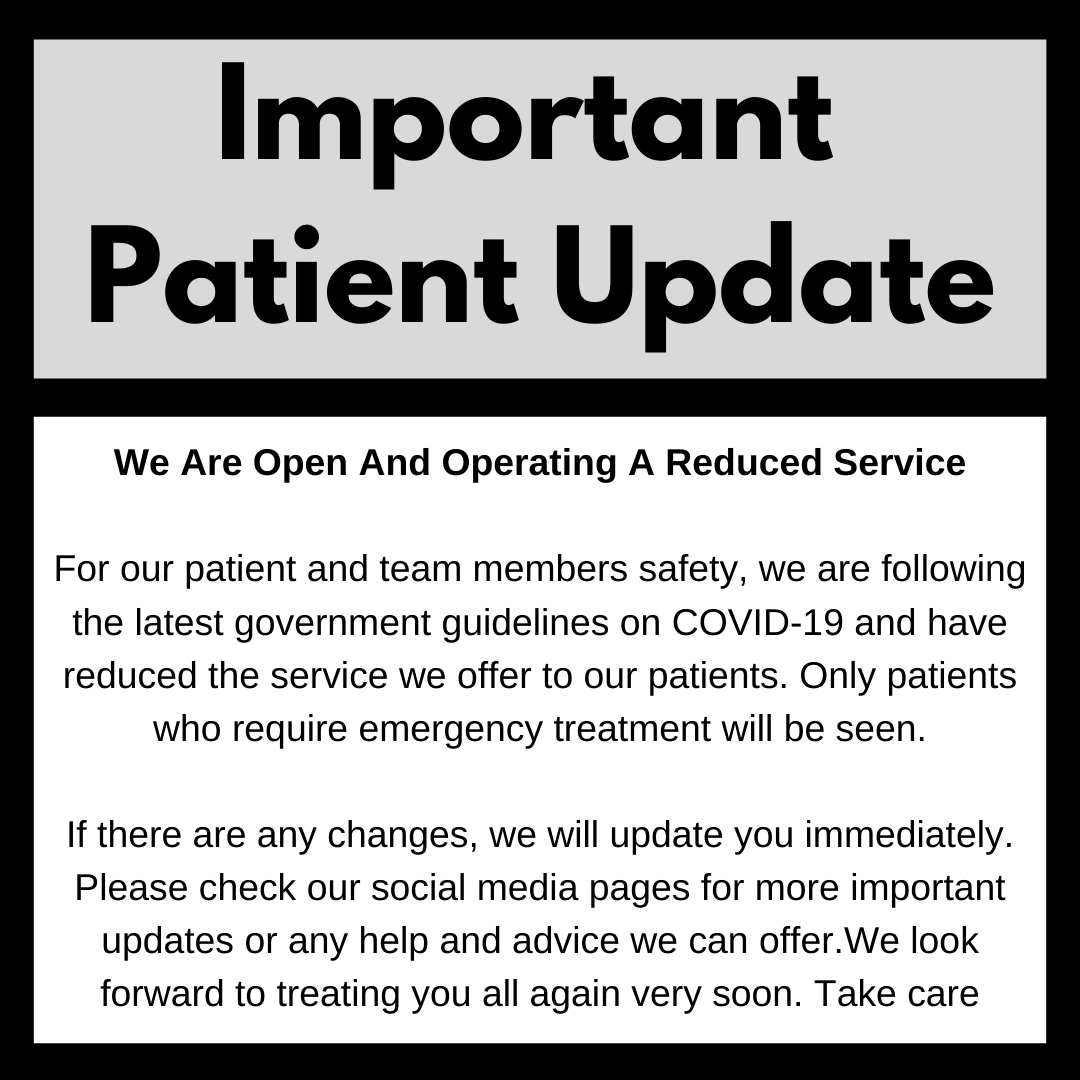 Latest Patient Information